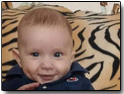 Baby Photo Contest Winner Erik - July 2014